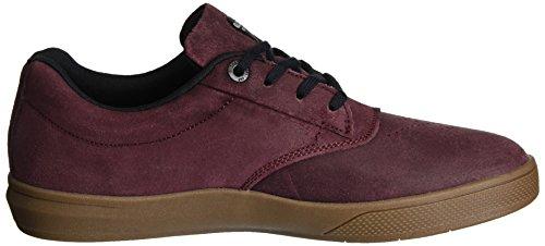geniue stockist cheap price Globe Men's The Eagle Sg Skateboarding Shoes Red (Burgundy/Gum Cc) sale cheap cheap sale shop buy cheap cost t5cPbGLZ4O
