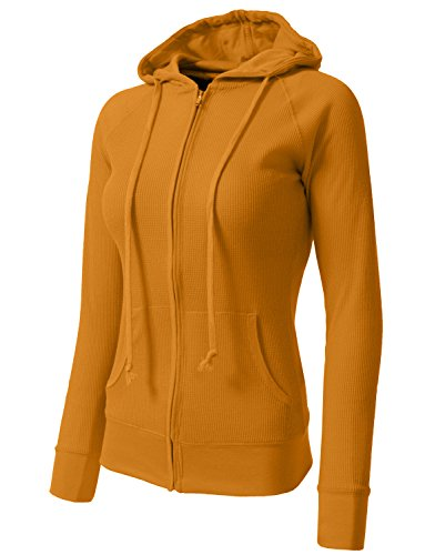 NE PEOPLE Women Casual Light Weight Thermal/Plain Hoodie S-3XL