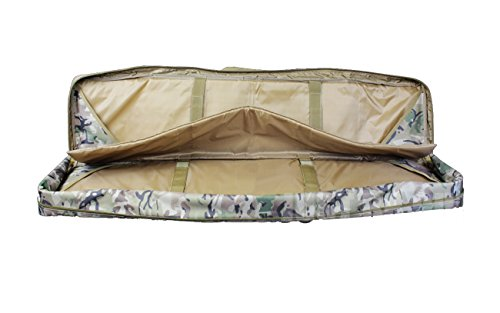 AIRSOFT Gewehr Gun Bag Dual cabeen funktionelle Tasche Tactical Airsoft Fall htuk® CP