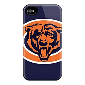 JenniferTziamouranis Iphone 6plus Hybrid Cases Covers Bumper Chicago Bears