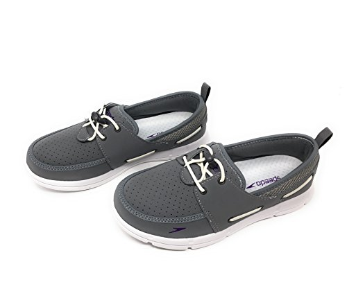 Shoe Lightweight Women's Speedo Grey Breathable Water Port xAPwXqZ