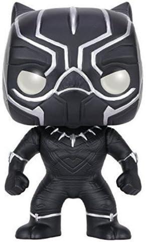 Captain America BLACK PANTHER Funko Mystery Mini Bobble Figure Civil War