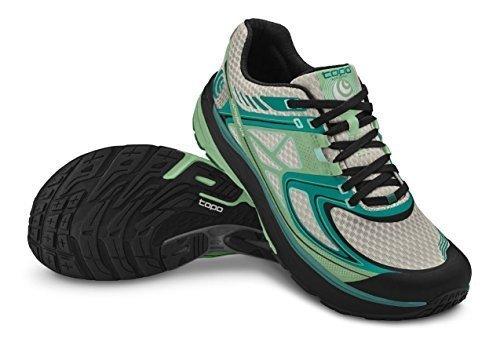 Topo Athletic Ultrafly Running Shoe - Women's B01FG8NC5U 8 B(M) US|Teal/Black