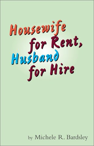 book cover of Housewife for Rent / Husband for Hire
