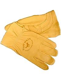 Mens Tuff Mate 1301 Cutting Horse Glove L Tan