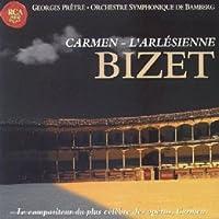 Carmen/ L'Arlésienne [Import anglais]