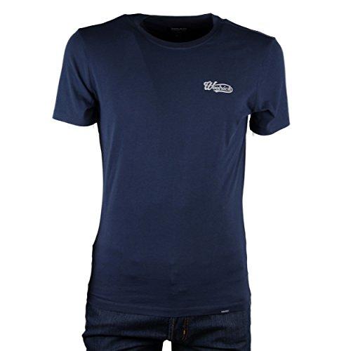B Uomo Viola 3731b mood Woolrich T Indigo shirt qHnSqYxT