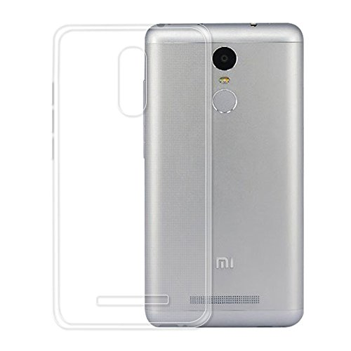 Plus-Soft-03mm-Ultra-Thin-Transparent-Clear-TPU-Soft-Back-Case-Cover-For-Xiaomi-Redmi-Note-3