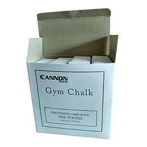 CSI Cannon Sports Gym Chalk, 1 lb.