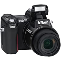 Nikon Coolpix 8700 8MP Digital Camera with 8x Optical Zoom (Discontinued by Manufacturer) At A Glance Review Image