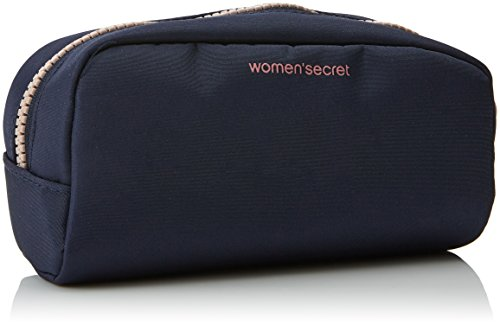 Women`secret Big Vanity Case, Bolso Bolera para Mujer, 10x20x30 cm (W x H x L) Marrón (Brown)
