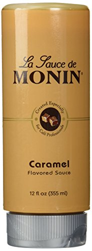 Monin Sauce - Caramel - SQUEEZE (Monin Caramel)