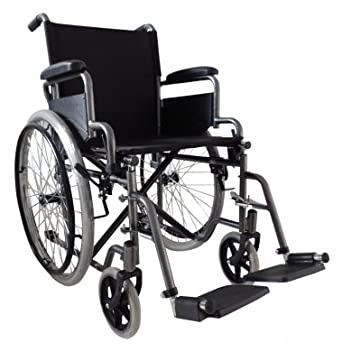 Cochecito estándar practica EP 45 Cochecito plegable silla de ruedas para discapacitados y personas mayores Via libera: Amazon.es: Industria, ...