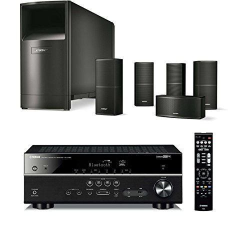 Bose Acoustimass 10 Series V Home Theater Speaker System, Bl