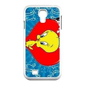 Tweety Bird Black Plastic Case For SamSung Galaxy S4 Case KLR-T770712