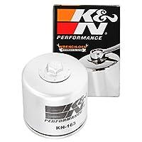 K&N KN-163 BMW filtro de aceite de alto rendimiento