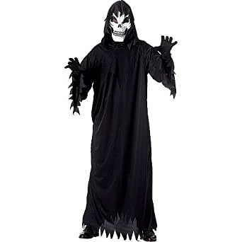 Rubie 39 s costume co scary skeleton costume - Scary skeleton games ...