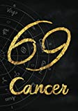 Cancer: Zodiac Star Sign Astrology Horoscope Writer s Notebook Journal for Women Men Teens to Write In  Makes a Perfect Gift for People Born Under ... 21 to July 22 (Zodiac Notebooks and Journals)
