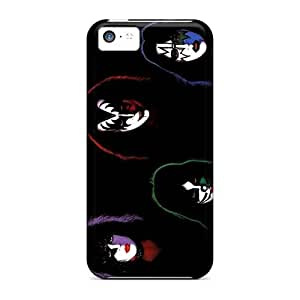 Excellent Cell-phone Hard Covers For Iphone 5c With Unique Design Lifelike Nirvana Pictures IanJoeyPatricia