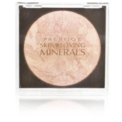 Prestige Skin Loving Minerals Bronzing Powder MBZ-03 Pure Shimmer (Skin Bronzing Powder)
