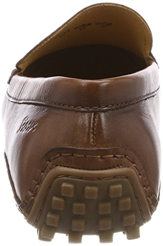 Sioux 003 Cognac Cafar Mocassini Marrone Uomo rrwX7