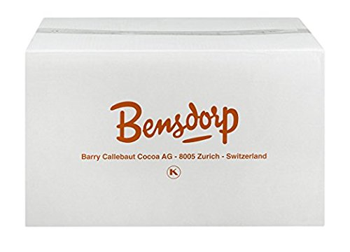 Callebaut Bensdorp Unsweetened Baking Cocoa Powder - Premium Cocoa Powder With 22/24% Cocoa Butter Content Dutch-Processed - GLUTEN FREE - 44 Lbs by Bensdorp (Image #1)