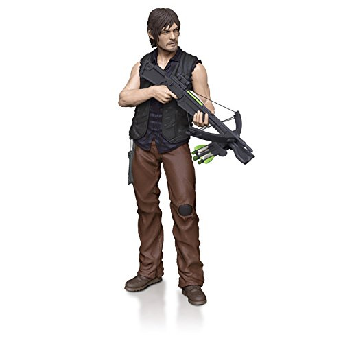 AMC The Walking Dead - Daryl Dixon Ornament 2015 Hallmark