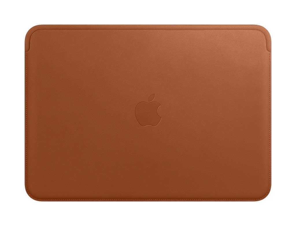Apple Leather Sleeve (for MacBook 12-inch) - Saddle Brown