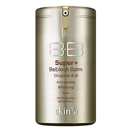 SKIN79 Super Plus Beblesh Balm Triple Functions - VIP Gold 4