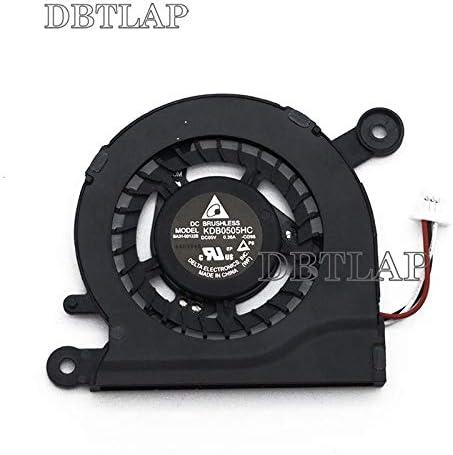 DBTLAP Laptop CPU Fan Compatible for Samsung Series 9 NP900X3B NP900X3E NP900X3C 900X3D NP900X3B NP900X3G 900X3E KDB0505HC BJ99 BA31-00122A Right