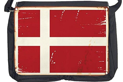 Borsa Tracolla Avventuriero Danimarca Stampato