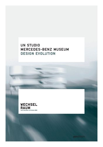 UN-Studio Mercedes-Benz-Museum