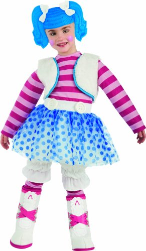 Lalaloopsy Child's Mittens Fluff and Stuff Costume - One Color - Small]()