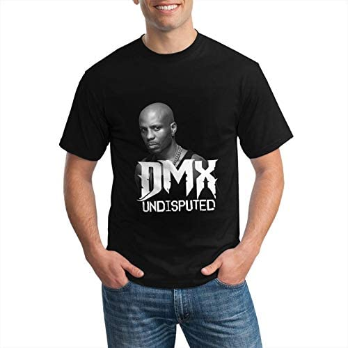 41KBBK6I8DL. AC TopliTrend DMX Round Neck Short-Sleeve T-Shirt with 3D Print Fashion T-Shirt Black    High Quality Fabric100% Cotton, Feels smooth and Comfortable,soft and light weight material.FeaturesShort sleeve, round neck, easy-drying, super smooth and cool feeling. No matter your travels, life, outdoor sports, party or vacation may take you fresh, t-shirts have the perfect vibrant graphic print to keep you surrounded in the crowd and will make your wearing experience more comfortable and outstanding all season.Best GiftBright And Dazzling Color, Great Gift Ideas, Perfect For Gift Giving In Holidays Of Easter, Christmas, Birthday And Any Other Special Festival.Care InstructionFully Machine Washable, Wash Inside Out In Cold Water, Tumble Dry On Low Heat (Recommended To Hang Dry). Do Not Iron Directly On the Graphic Itself To Ensure A Long Lasting Print.Tumble dryMaterial: 100% Comfortable And Skin-Friendly Fabric. ElasticFeature Of Kid'sTees: Short sleeve, Light weight, Classic Crew neck, Kid's amazing t-shirt for daily wear, school, play, party, vacation,beach.Imagine how eye-catching it is when you walking in the crowd wearing this t-shirts.Garment Care: Fully Machine washable - Wash inside out in cold water, tumble dry on low heat (recommended to hang dry). Do not iron directly on or on the backside of the graphic itself to ensure a long lasting print.Size: For Better And More Convenient Selection Of The Appropriate Size, We Recommend That You Check The Size Chart Which Is Shown In Product Description. Small, Medium, Large, Extra Large, five size for 6 to 16 years old!Service: If You Have Questions, Please Contact Us. We Will Try Our Best To Solve The Problem For You!