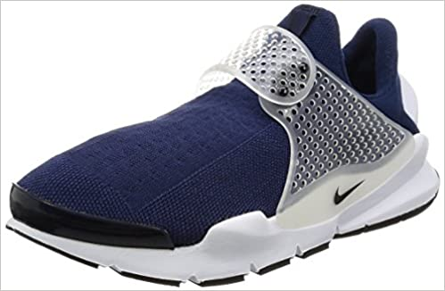 Nike Sock Dart  Midnight Navy/White  (819686-400) Blau 37.5 EU