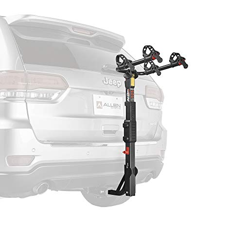 (Allen Sports Premier Hitch Mounted 2-Bike Carrier)