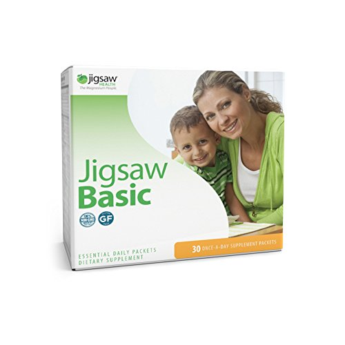 Cheap Jigsaw Health – Basic Essential Multivitamin Supplement Daily Packets, 30 day supply