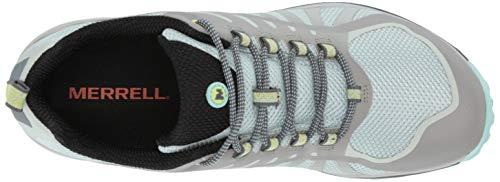 Merrell Siren Edge Q2, Chaussures de Randonnée Basses Femme, 42.5 5
