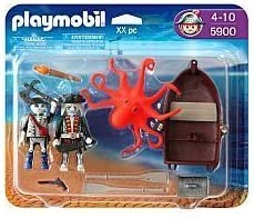 Playmobil 5900 Ghost Pirates Blister Pack by Playmobil: Amazon.es: Juguetes y juegos