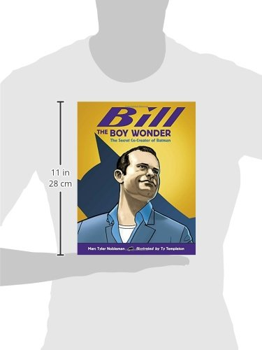 Bill the Boy Wonder: The Secret Co-Creator of Batman by Charlesbridge (Image #3)