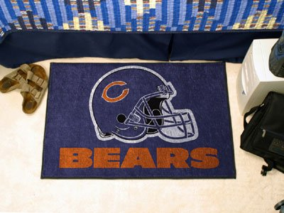 Chicago Bears Starter Rug 19x30