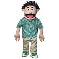 """30"""" Kenny, Peach Boy, Professional Performance Puppet with Removable Legs, Full or Half Body"""