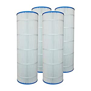 Tier1 Pleatco PAP150-4, Unicel C-9415 Comparable Replacement Filter Cartridge 4-Pack