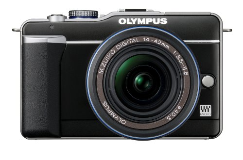 Olympus PEN E-PL1 12.3MP Live MOS Micro Four Thirds Mirrorle