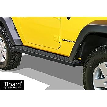 Amazon Com Jeep Wrangler Side Steps Running Boards Molded