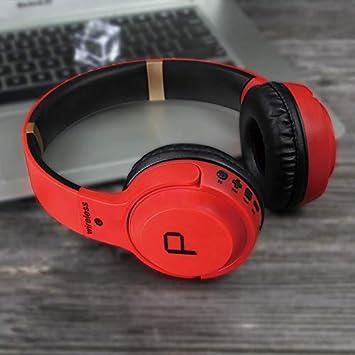 ML Tarjeta de Auriculares inalámbricos Bluetooth Subwoofer ...