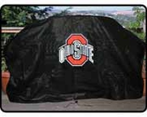 Ohio State Buckeyes Grill Cover - NCAA Ohio State Buckeyes 59-Inch Grill Cover