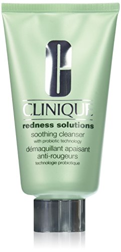 Clinique Redness Solutions Soothing Cleanser, 5 Ounce ()