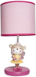 Carter\'s Lamp Base and Shade, Fairy Monkey (Discontinued by Manufacturer)