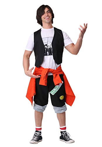 Bill & Ted's Excellent Adventure Adult Ted Costume X-Large -